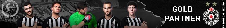 Sa ponosom predstavljamo prvog Gold partnera @BalkanPESBox i BPB Patch-a, klub svetskog imena i reputacije - FK Partizan Beograd